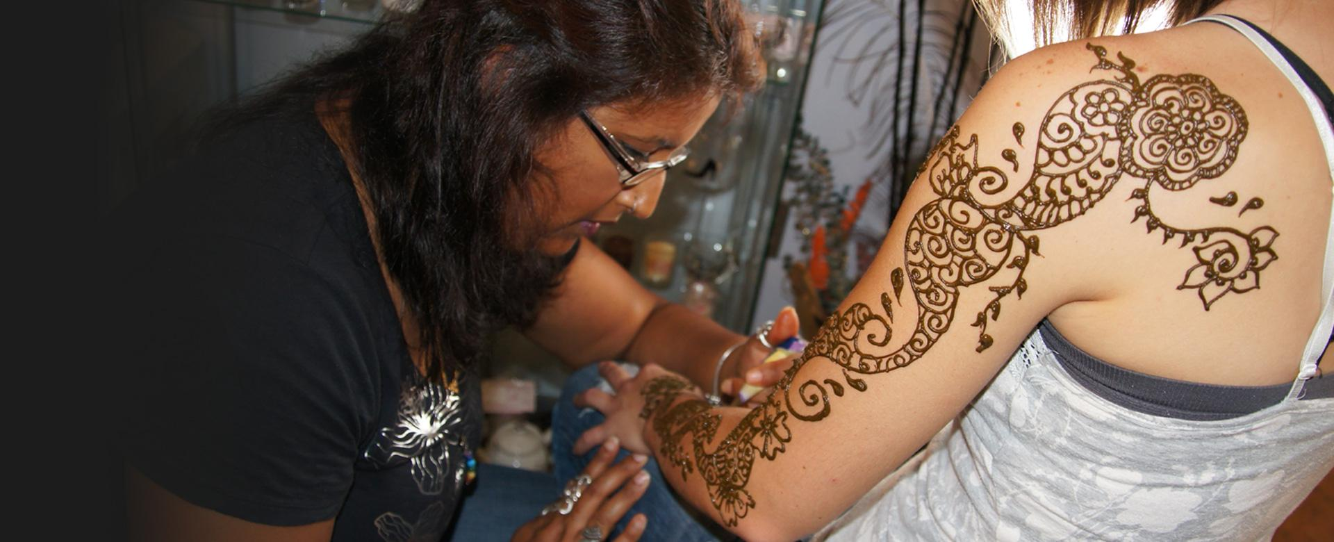 talented artists freehand our designs